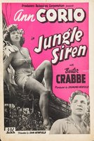 Jungle Siren movie poster (1942) picture MOV_e79796c9