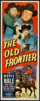 The Old Frontier movie poster (1950) picture MOV_e79d26ab