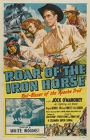 Roar of the Iron Horse, Rail-Blazer of the Apache Trail movie poster (1951) picture MOV_e79e8e40