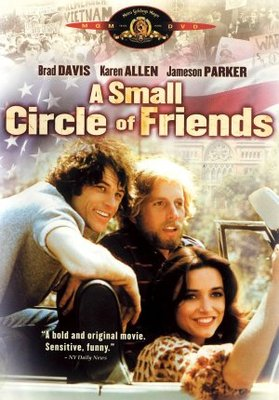 A Small Circle of Friends movie poster (1980) poster MOV_e7a11e52