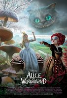 Alice in Wonderland movie poster (2010) picture MOV_e7a18864