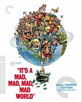 It's a Mad Mad Mad Mad World movie poster (1963) picture MOV_e7aa39df