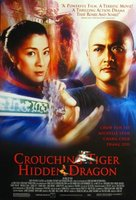 Crouching Tiger, Hidden Dragon movie poster (2000) picture MOV_e7adc8a8