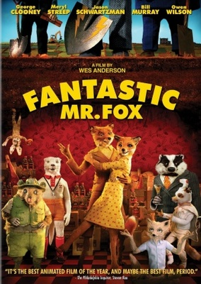Fantastic Mr. Fox movie poster (2009) poster MOV_e7ae0486