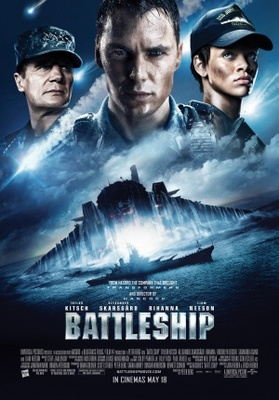 Battleship movie poster (2012) poster MOV_e7bad551