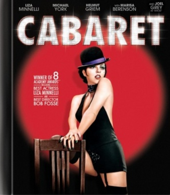 Cabaret movie poster (1972) poster MOV_e7c1e8ca