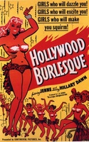 Hollywood Burlesque movie poster (1949) picture MOV_e7c54e14