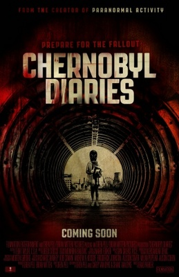 Chernobyl Diaries movie poster (2013) poster MOV_e7cd3c9e