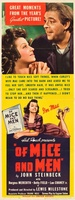 Of Mice and Men movie poster (1939) picture MOV_e7d14d8f