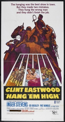 Hang Em High movie poster (1968) poster MOV_e7d1747c