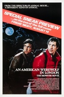 An American Werewolf in London movie poster (1981) picture MOV_e7d4023f
