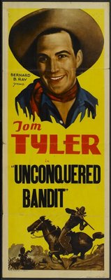 Unconquered Bandit movie poster (1935) poster MOV_e7d52048