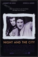 Night and the City movie poster (1992) picture MOV_e7db9a6a
