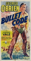 Bullet Code movie poster (1940) picture MOV_e7e00917