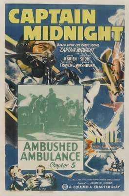 Captain Midnight movie poster (1942) poster MOV_e7e0bf4b