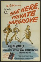 See Here, Private Hargrove movie poster (1944) picture MOV_e7e2369a
