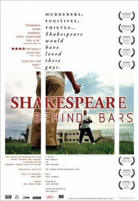 Shakespeare Behind Bars movie poster (2005) poster MOV_e7e4b857