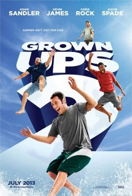 Grown Ups 2 movie poster (2013) poster MOV_e7e4cfd4
