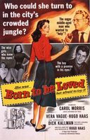 Born to Be Loved movie poster (1959) picture MOV_e7f09307