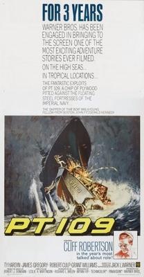 PT 109 movie poster (1963) poster MOV_e7f472d1
