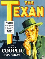 The Texan movie poster (1930) picture MOV_e7f69175