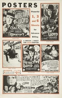 Lloyd of the C.I.D. movie poster (1932) picture MOV_e7f7f26f