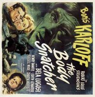The Body Snatcher movie poster (1945) picture MOV_e7faa87f