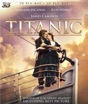 Titanic movie poster (1997) poster MOV_e7fea77d