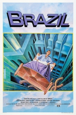 Brazil movie poster (1985) poster MOV_e80189bb