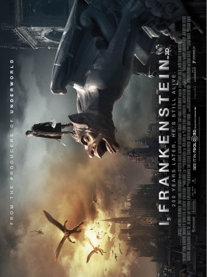 I, Frankenstein movie poster (2014) poster MOV_e8023132