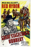 Great Stagecoach Robbery movie poster (1945) picture MOV_e802842c