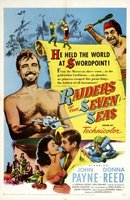 Raiders of the Seven Seas movie poster (1953) picture MOV_e8051209