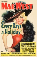 Every Day's a Holiday movie poster (1937) picture MOV_e8061012