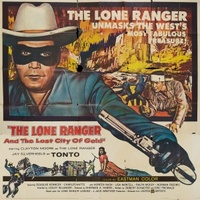 The Lone Ranger and the Lost City of Gold movie poster (1958) picture MOV_e806e657