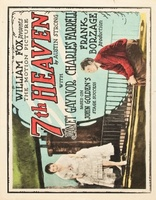 Seventh Heaven movie poster (1927) picture MOV_e80b7b60