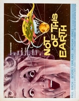 Not of This Earth movie poster (1957) picture MOV_e80d72af