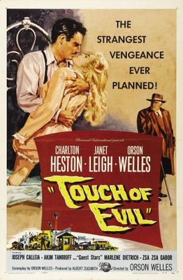 Touch of Evil movie poster (1958) poster MOV_e8105321