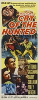 Cry of the Hunted movie poster (1953) picture MOV_e8114f8d
