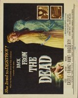 Back from the Dead movie poster (1957) picture MOV_3cd7de31