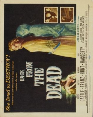Back from the Dead movie poster (1957) poster MOV_e811c00c