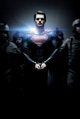 Man of Steel movie poster (2013) poster MOV_e8164fca