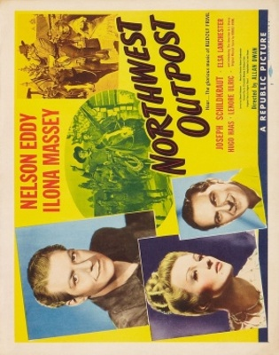 Northwest Outpost movie poster (1947) poster MOV_e81913cc