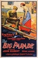 The Big Parade movie poster (1925) picture MOV_e81be003