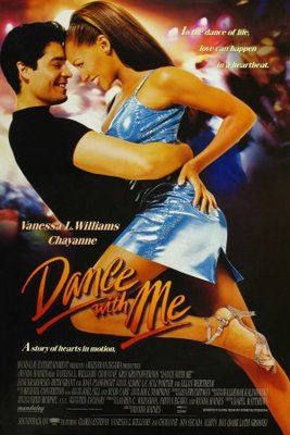 Dance with Me movie poster (1998) poster MOV_e81d5de7