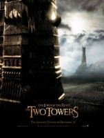 The Lord of the Rings: The Two Towers movie poster (2002) picture MOV_e81ea3b8