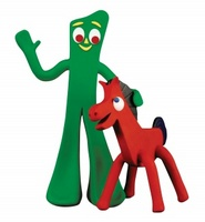 Gumby: The Movie movie poster (1995) picture MOV_e8234631