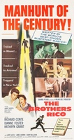 The Brothers Rico movie poster (1957) picture MOV_ca74ec8b
