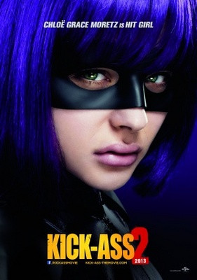 Kick-Ass 2 movie poster (2013) poster MOV_e832b583