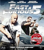 Fast Five movie poster (2011) picture MOV_e8372dbf