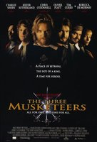 The Three Musketeers movie poster (1993) picture MOV_0dcdb357